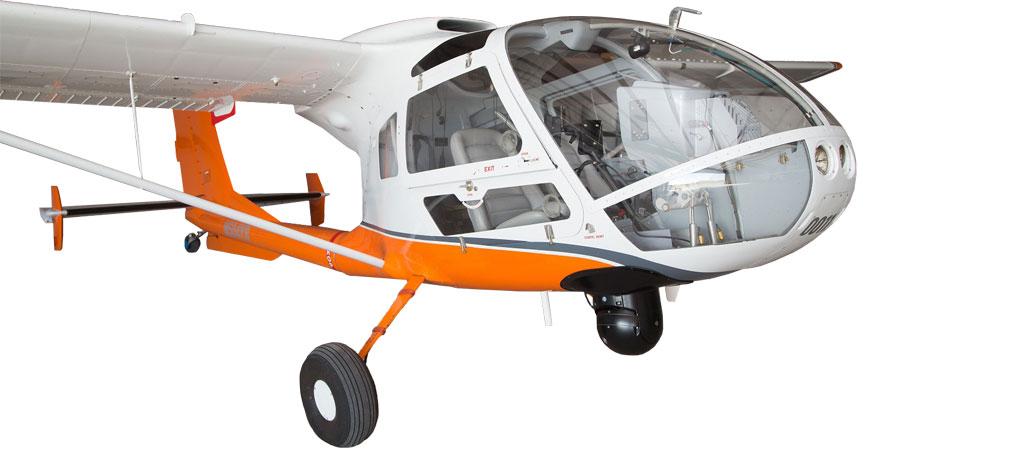 Seeker Aircraft • Light Observation Aircraft, Police